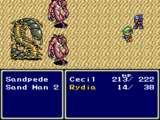 Final Fantasy IV dummied content
