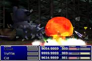 FFVII Napalm Bomb
