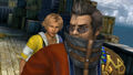 FFXHD Auron and Tidus