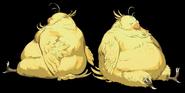 Fat Chocobo artwork from FFVII Remake