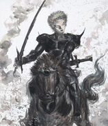 Lord of Vermilion Art 6