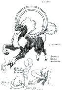 Mesmerize FFVIII Sketch