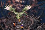 Silver-Dragon-summoned