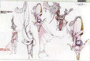 XIII Siren concept art