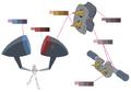 Cid's Ultimate Hammer palette concept for Final Fantasy Unlimited