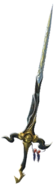 DFF2015 Mythril Sword