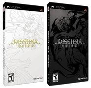 Dissidia gamestop slip cover