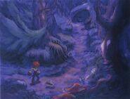 Evil Forest FFIX Art 2