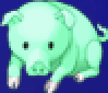FFIV PSP Mini Pig Rydia Portrait
