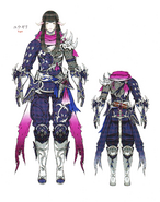 FFXIV SB Yugiri concept