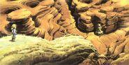 Mountain Path FF9 Art 2
