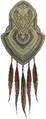Mythical Amulet artwork for Final Fantasy VII Remake