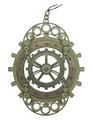 Spectral Cogwheel artwork for Final Fantasy VII Remake