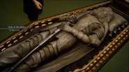 Tomb of the Warrior in FFXV