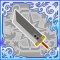 FFAB Buster Sword (Zack) SSR