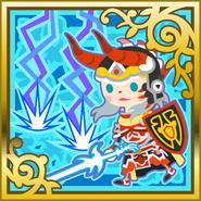 FFAB White Fang - Warrior of Light SR+