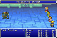 FFI Preemptive Strike GBA