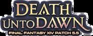 FFXIV Death Unto Dawn