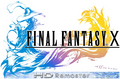 FFX HD Remaster Logo