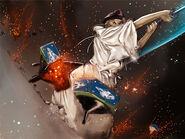 Feast of Swords Artwork 2011 (FFXI)