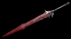 Rakshasa Blade from FFXV Episode Ardyn.png