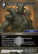 Shadow Lord 4-148L from FFTCG Opus