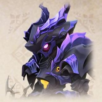 The Immortal Dark Dragon