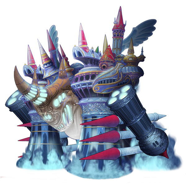 Alexander (Dimensions II)