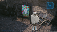 Avalanche moogle poster from FFVIIR INTERmission