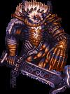 Braska's Final Aeon in Final Fantasy All the Bravest.