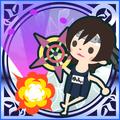 FFAB Doom of the Living - Yuffie Legend SSR