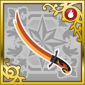FFAB Flame Sword SR