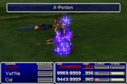 FFVII X-Potion