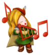 The Spoony Bard minion.
