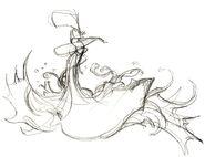 Final Fantasy X Logo (Sketch)