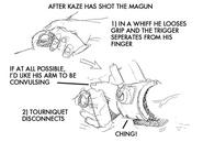 Magun firing concept 3 for Final Fantasy Unlimited
