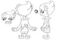 Sagi concept lines 2 for Final Fantasy Unlimited