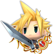 WoFF Cloud 6★ Medal