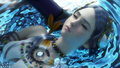 Caius puts Yeul into water