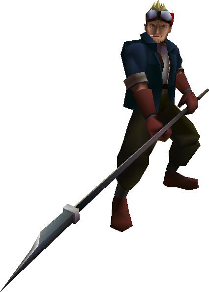 Cid (Final Fantasy VII party member)