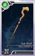 FF11 Ash Staff N Artniks