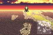 FFVI Dragon's Den World Map