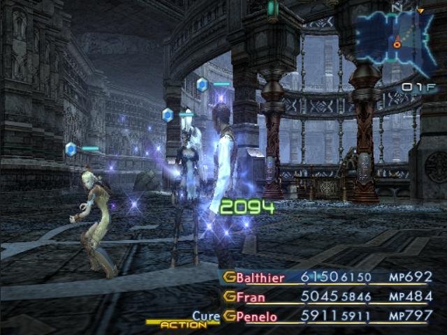 White Magicks (Final Fantasy XII)