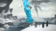 FFXIV ShB The Empty water