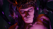 Ifrit becomes a daemon in FFXV Episode Ardyn