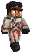 Minecraft FFXV Biggs