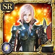 Square Enix Legend World - Lightning SR