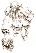 Beastmaster FFXI Ikeda Art