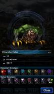 FFBE Chocobo Eater Analyze