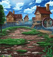 FFBE Town of Amore BG